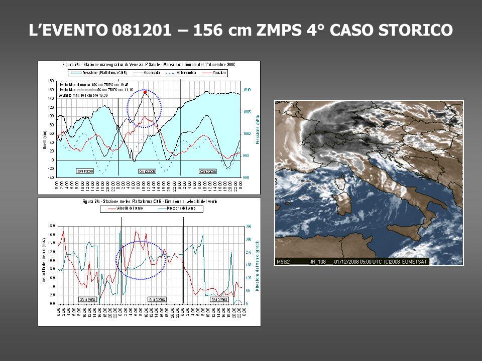 LEVENTO 081201 – 156 cm ZMPS 4° CASO STORICO