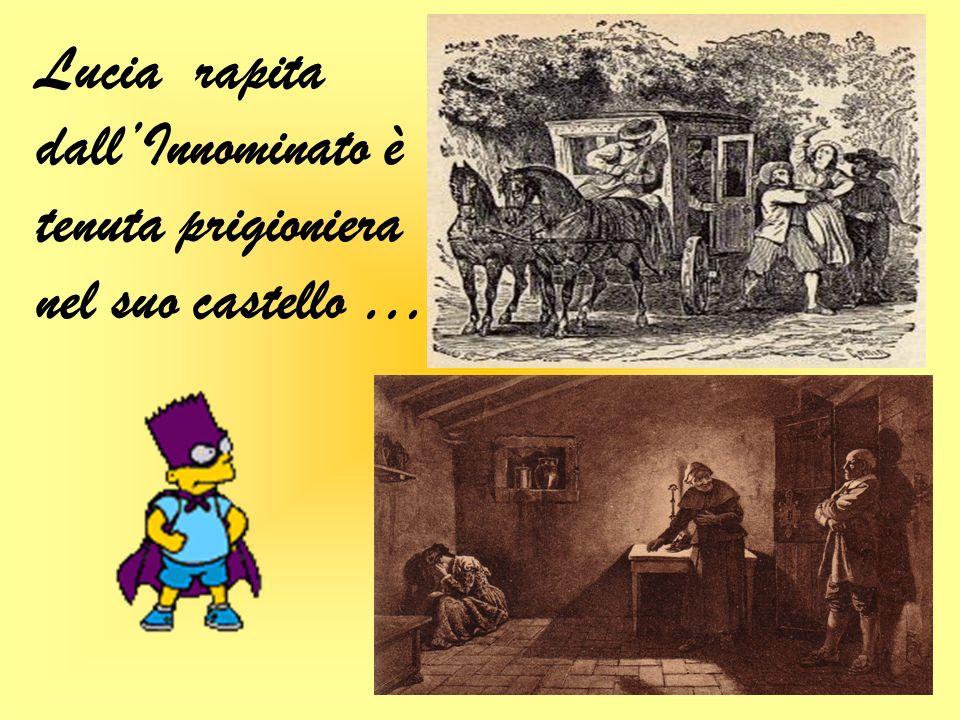 Renzo si rifugia in casa del cugino a Milano,ma si ammala di peste …