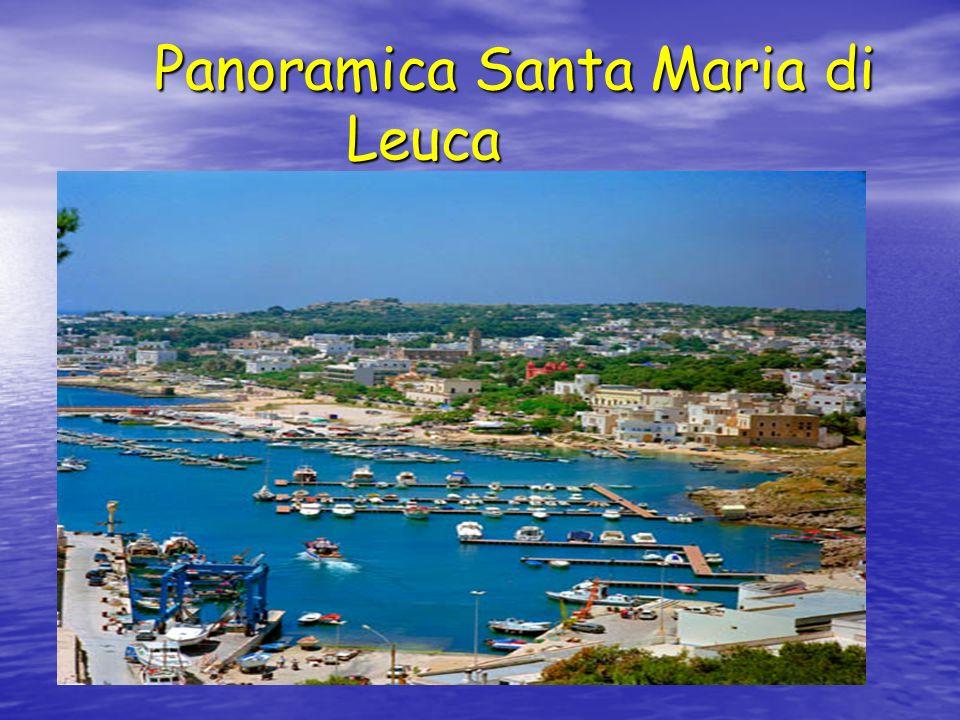 Panoramica Santa Maria di Leuca