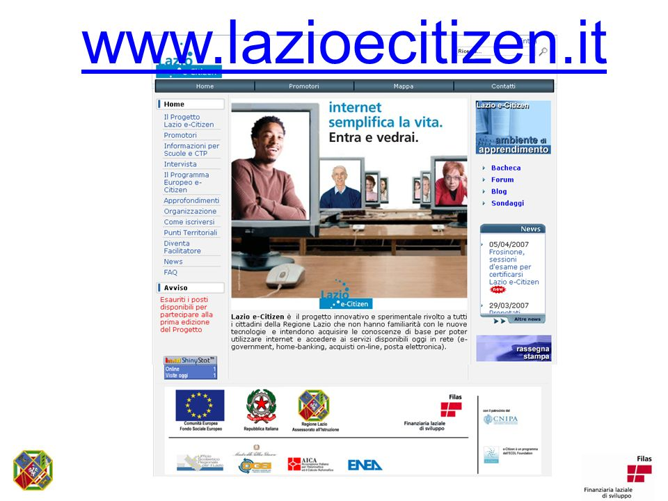 www.lazioecitizen.it