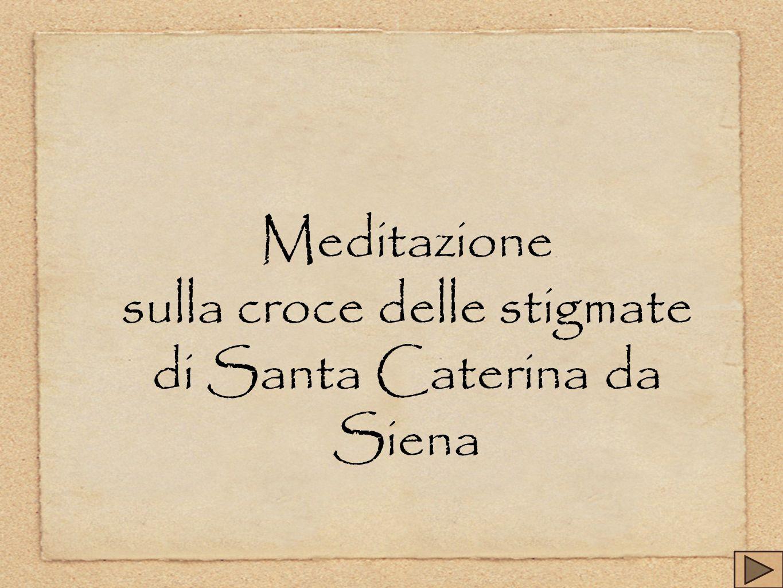 La croce che contempleremo è stata scritta da Suor Sara Vieri, op per i 50 anni della parrocchia dei Santi Patroni di Milano