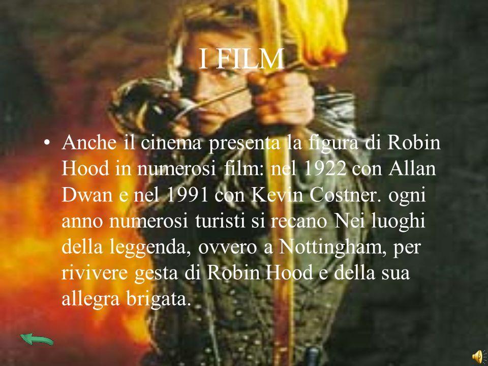 LIBRI Mettendo da parte le varie supposizione sull origine e la vita di questo personaggio concentriamoci sulla letteratura che in passato vide spesso Robin Hood protagonista di numerosi scritti.