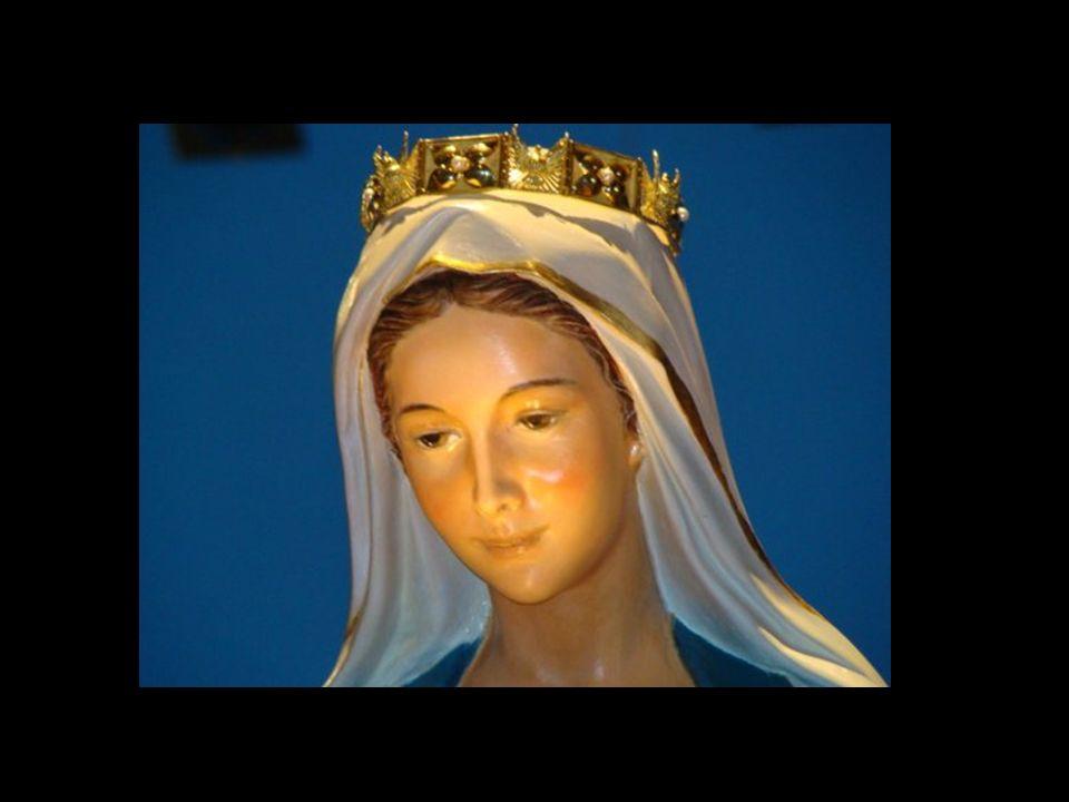 . così regnate sopra l intero genere umano, soprattutto aprendo i sentieri della fede a quanti ancora non conoscono il vostro Figlio.
