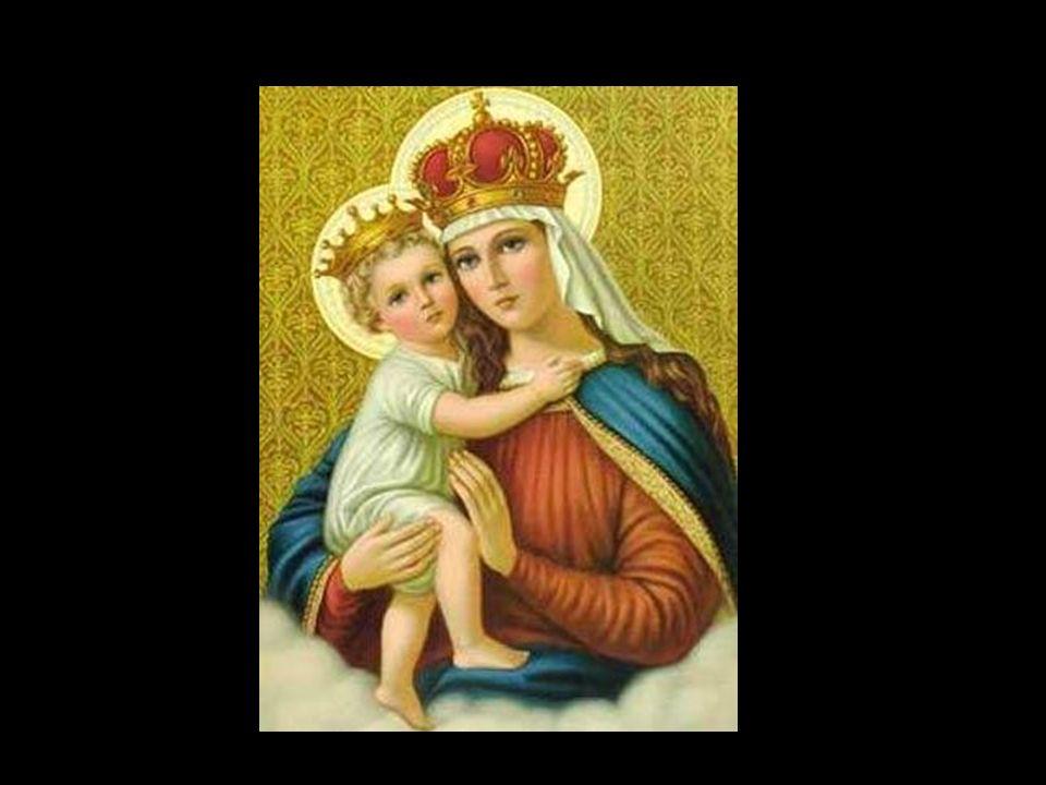 Come nell alto del cielo Voi esercitate il vostro primato sopra le schiere degli Angeli, che vi acclamano loro Sovrana; sopra le legioni dei Santi, che si dilettano nella contemplazione della vostra fulgida bellezza;