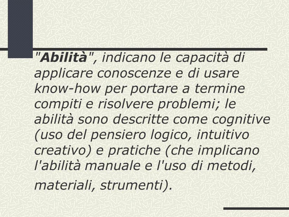 COMPETENZA 6.