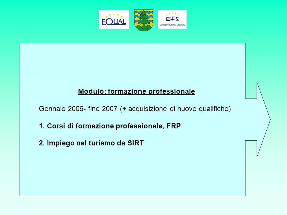 Modulo: prevenzione Agosto 2005 Giugno 2008 1.