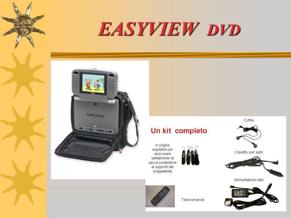 EASYVIEW VHS E un sistema altamente flessibile.