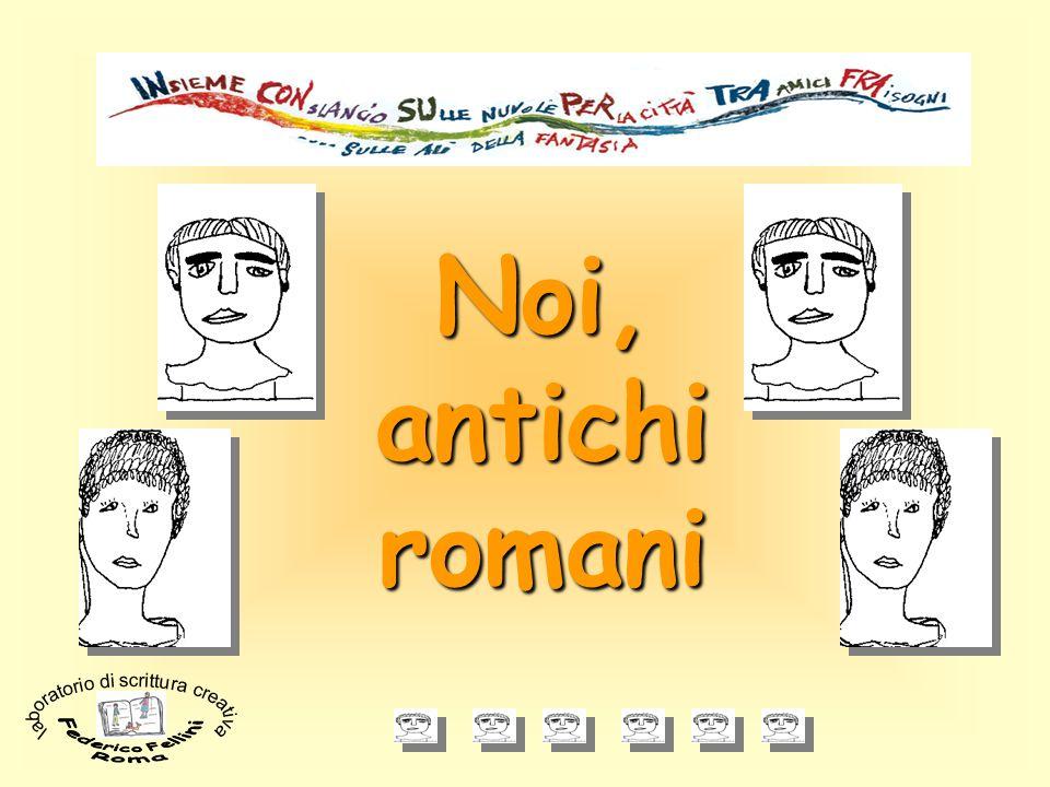 Noi,antichiromani