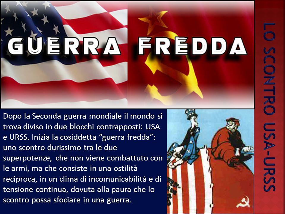 USA, Gran Bretagna e Francia decidono di unire tutte le zone della Germania da loro controllate, dando vita alla Repubblica Federale Tedesca, con capi