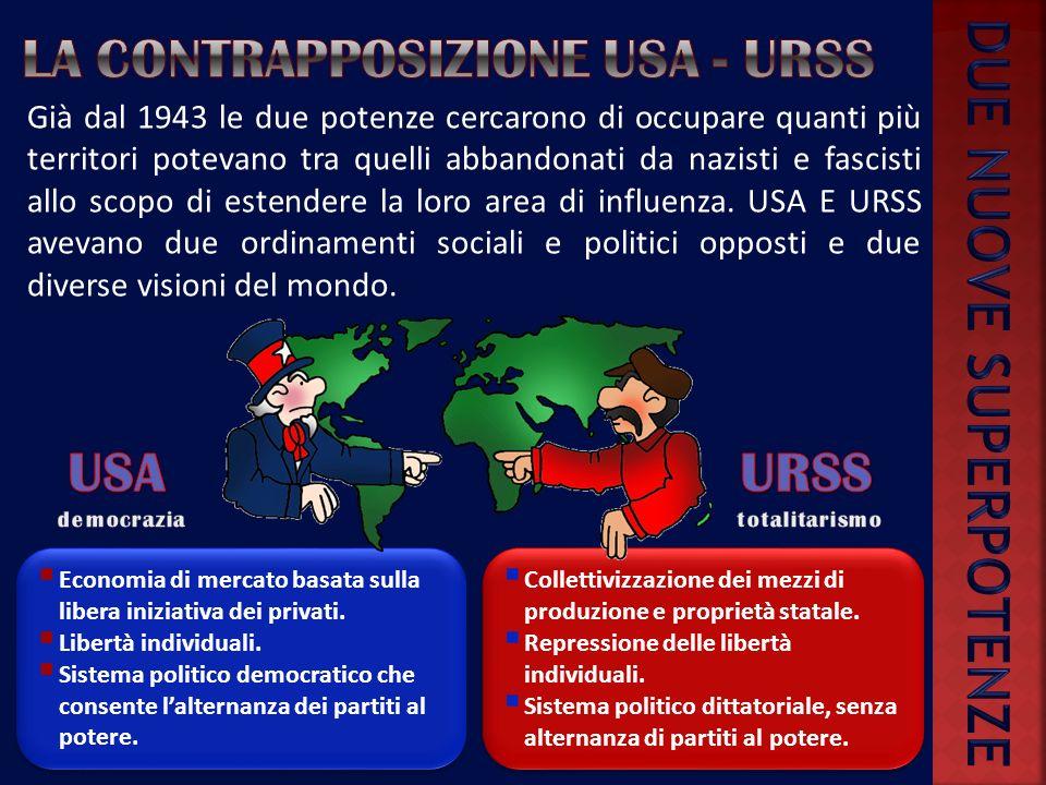 Tra il 1943 e il 1945, nei due anni di occupazione iugoslava dellIstria e di Trieste, le milizie slave operarono una forte repressione nei confronti degli italiani.