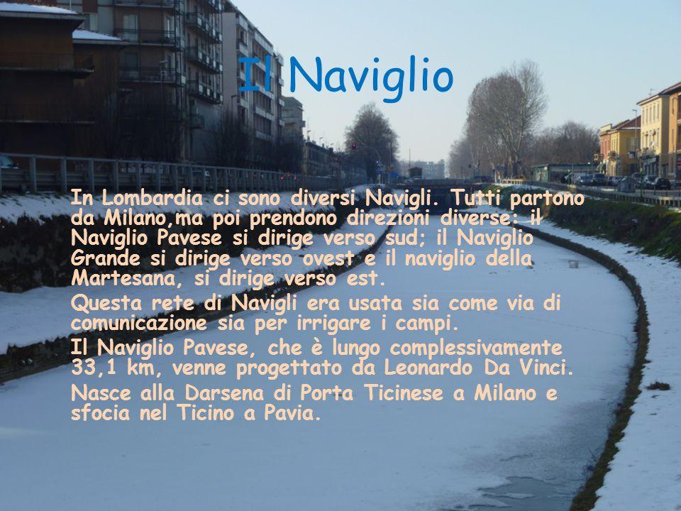 Il duomo di Pavia Nel 1450 si iniziò la costruzione del duomo, che finì nel XX secolo. La cupola, costruita da Bramante, è la terza per grandezza in I
