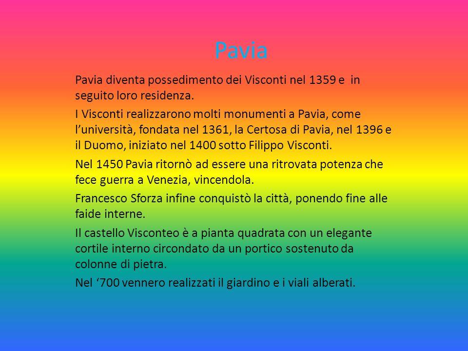 CASTELLO VISCONTEO REGISOLE