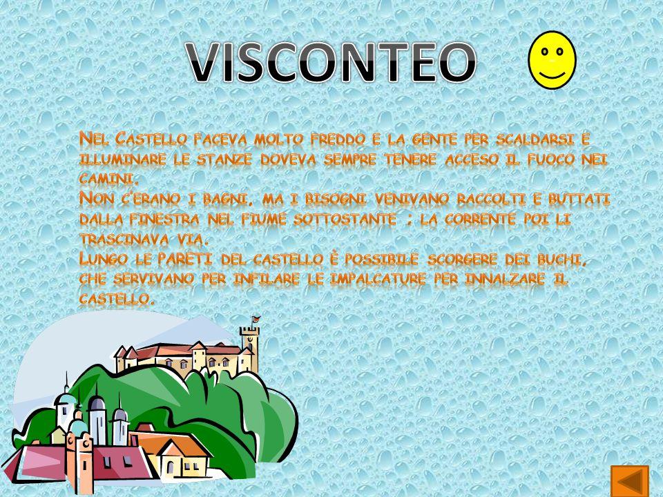 Il castello è stato costruito fra il 1360 – 1365, dai Visconti (signori di Milano) che passarono poi a risiedere a Pavia. Nellanno 1525 ci fu la batta