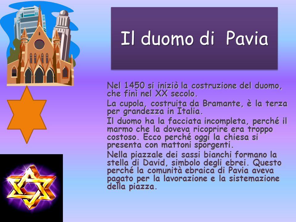 Il Broletto. Il Broletto si trova sul lato sud di Piazza della Vittoria ed è lantico palazzo comunale, costruito tra il 1200 ed il 1300. In quel tempo
