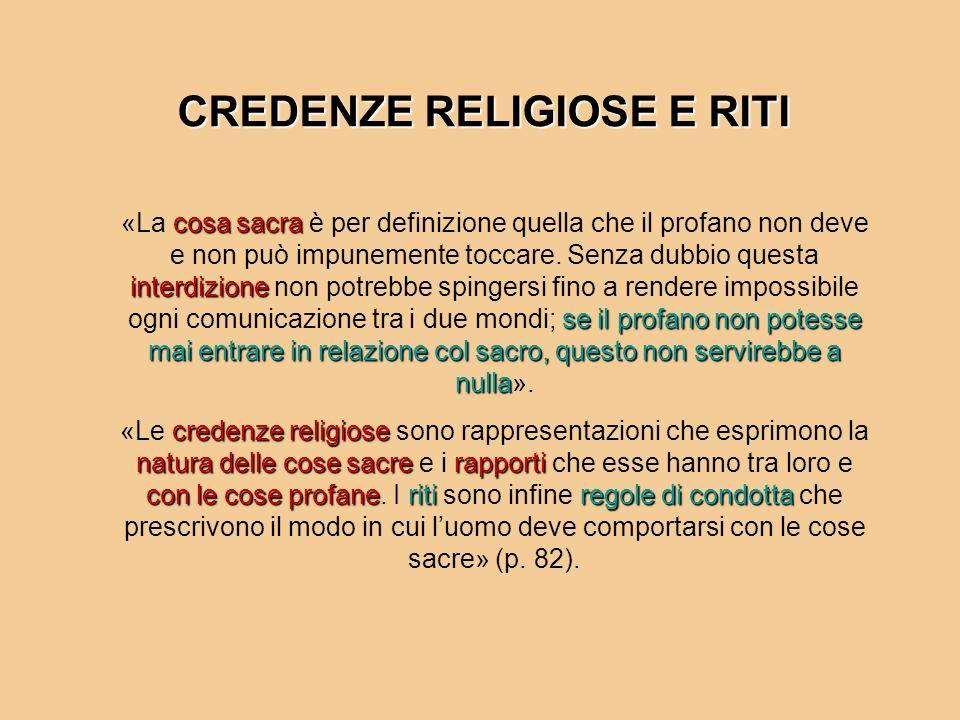 cosa sacra interdizione se il profano non potesse mai entrare in relazione col sacro, questo non servirebbe a nulla «La cosa sacra è per definizione q