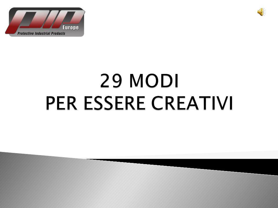 11° Circondati di persone creative