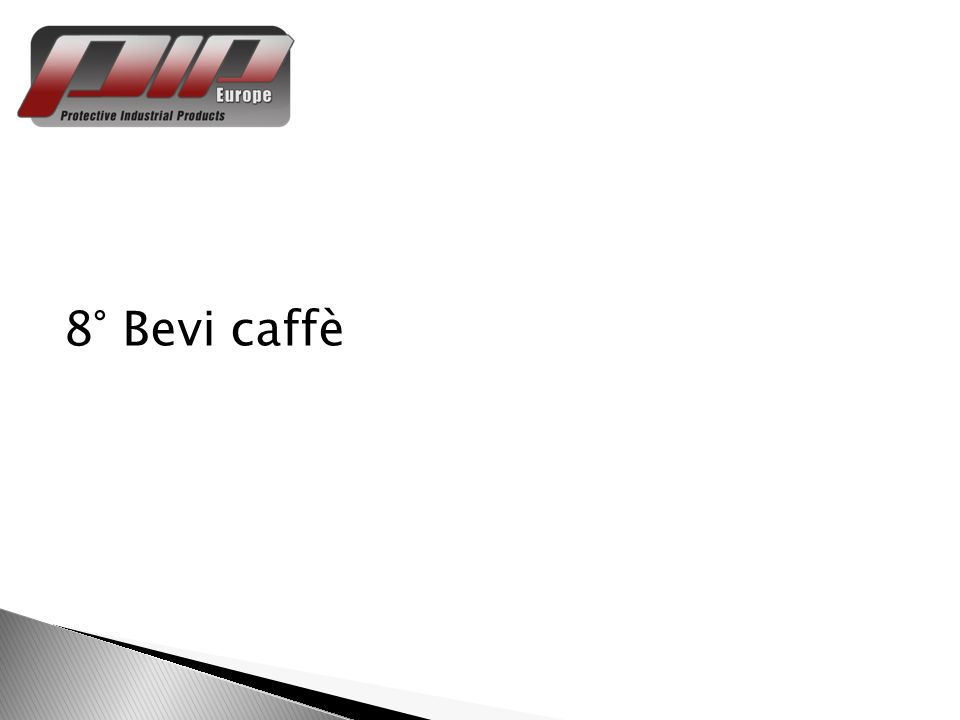 8° Bevi caffè