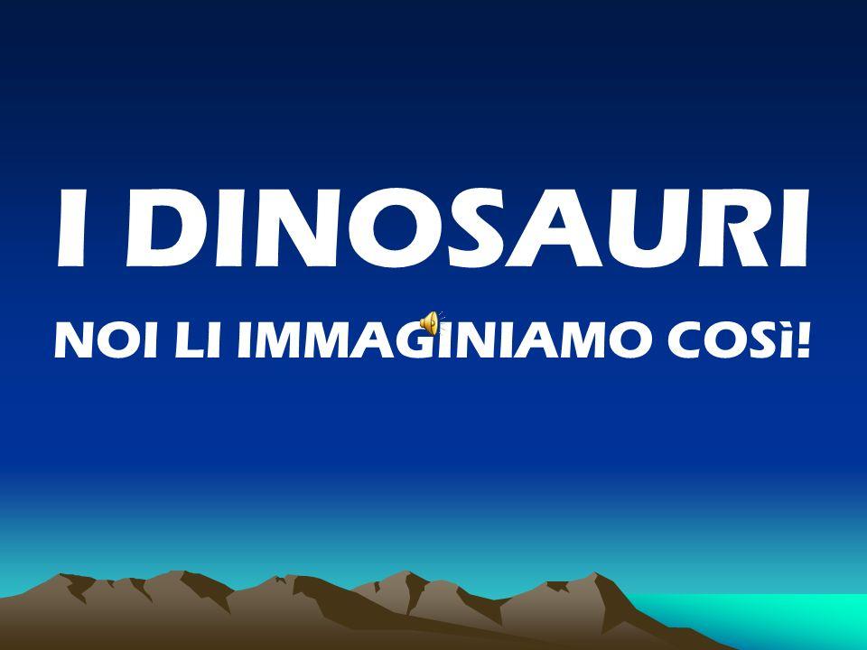 Il brontosauro aveva un collo lungo per mangiare anche le foglie più alte. Michele