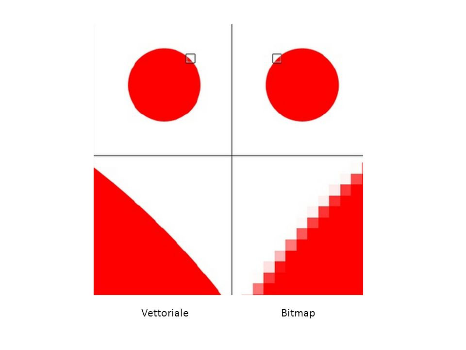 Vettoriale Bitmap