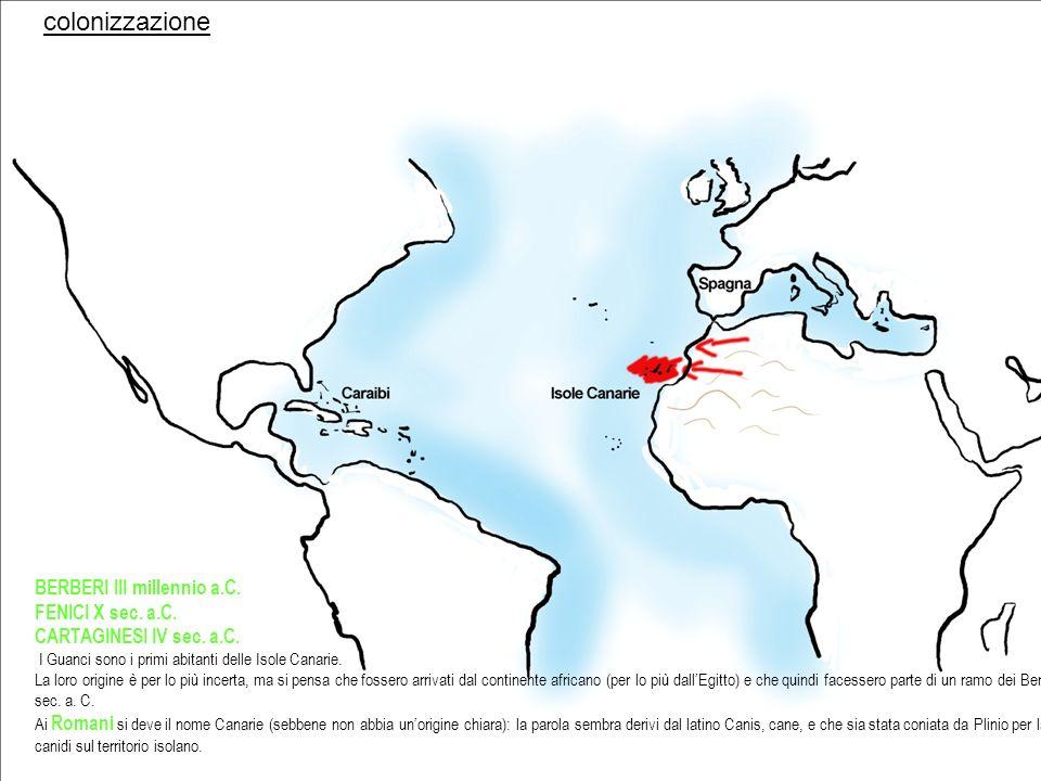 colonizzazione PORTOGHESI XIVsec.