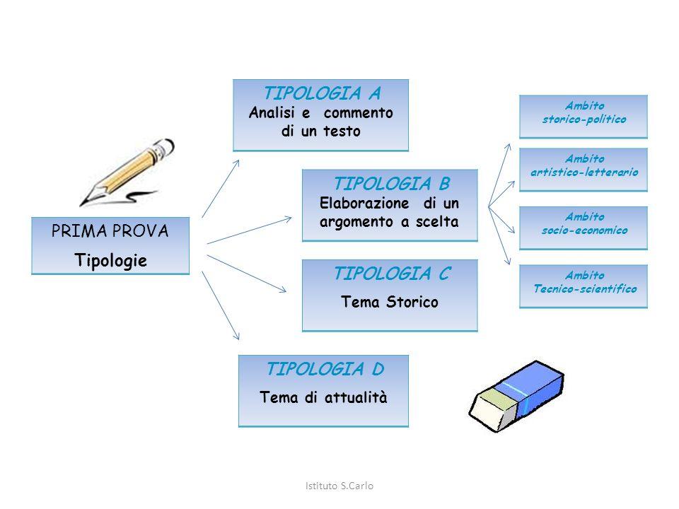 LA PRIMA PROVA La prima prova scritta è intesa ad accertare la padronanza della lingua italiana, nonché le capacità espressive, logico-linguistiche e