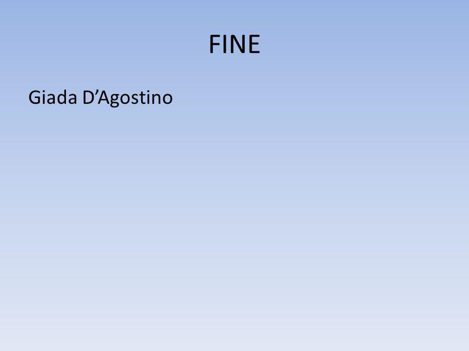 FINE Giada DAgostino