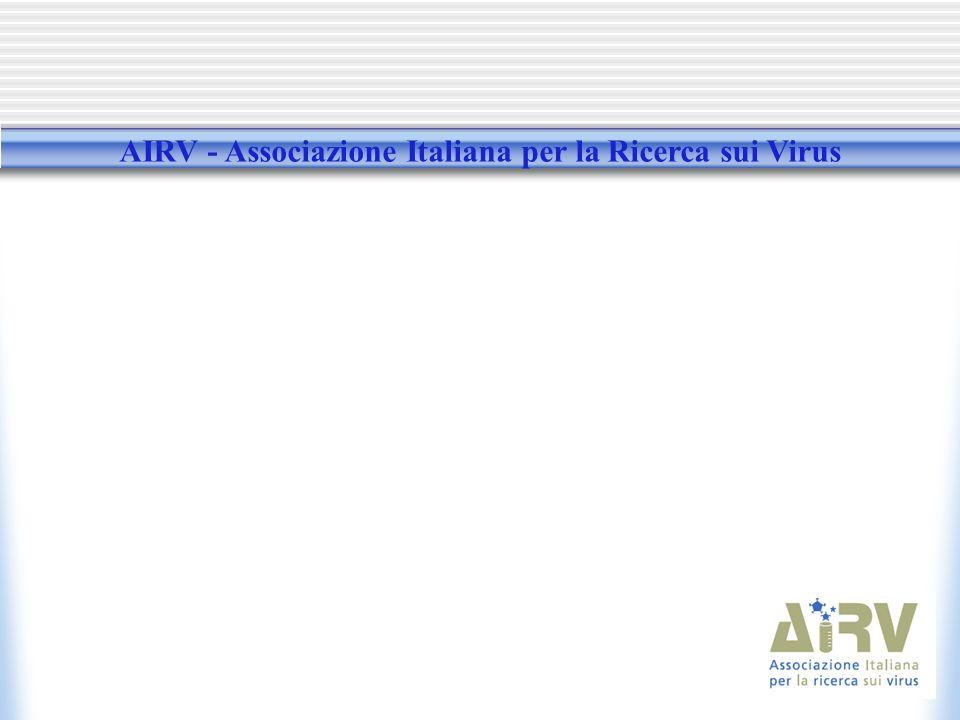 AIRV - Associazione Italiana per la Ricerca sui Virus