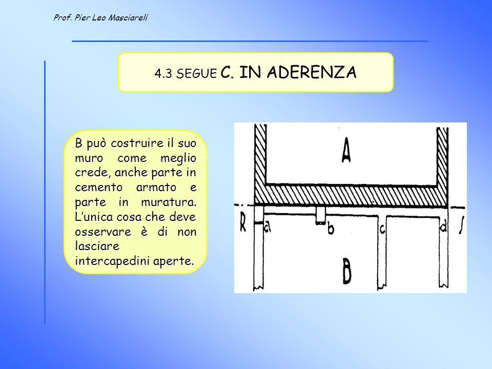 Prof.Pier Leo Masciareli 4.4 SEGUE C.