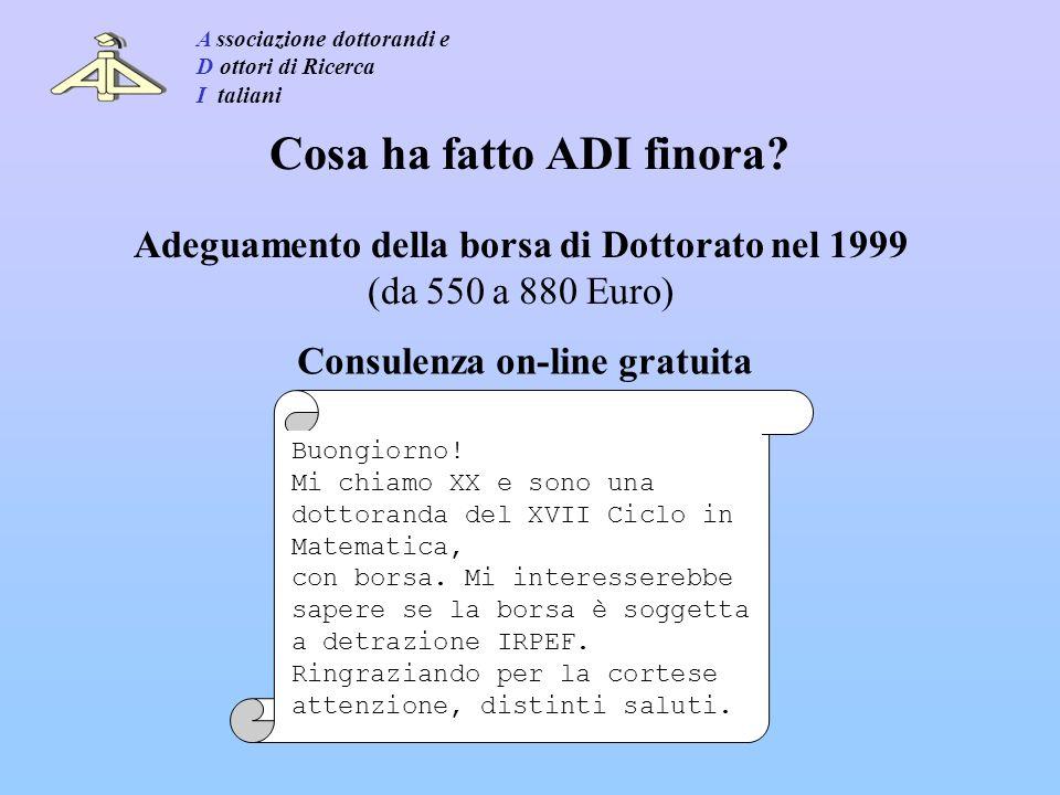 Perché in Italia non si sfruttano i Dottori di Ricerca nel privato.