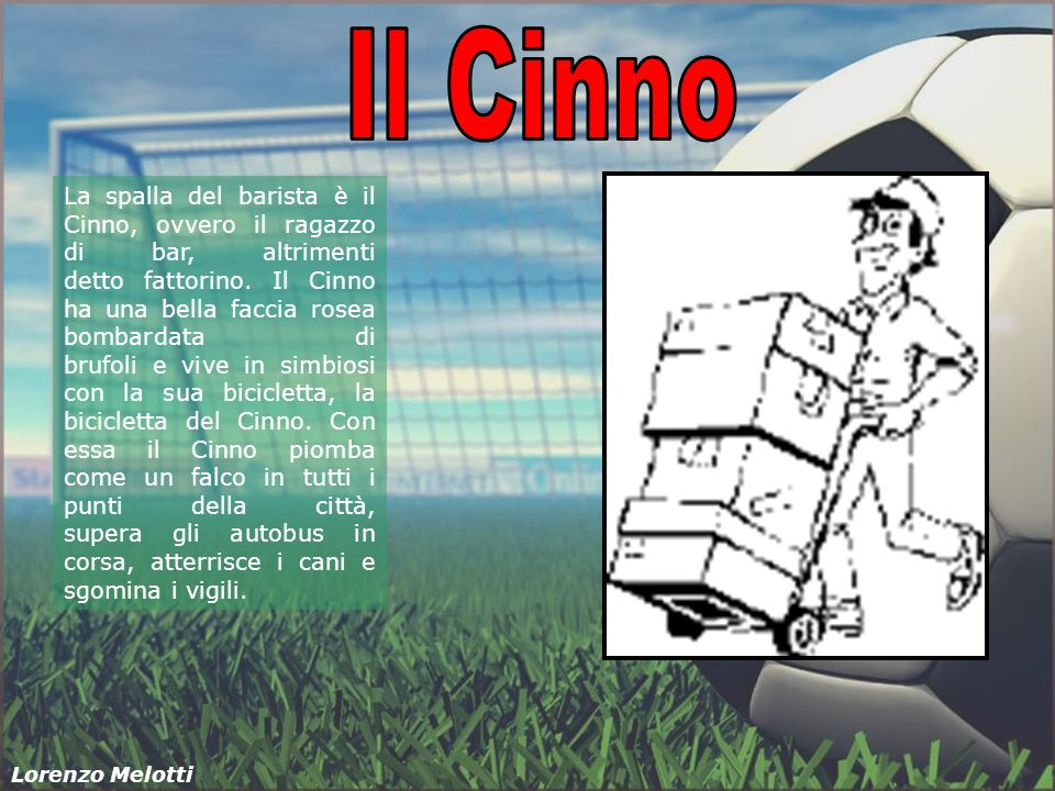 Christian Cavallini Cenerutolo era un giovane lavapiatti in un ristorante di classe, ma il suo sogno era un giorno di diventare un cameriere.
