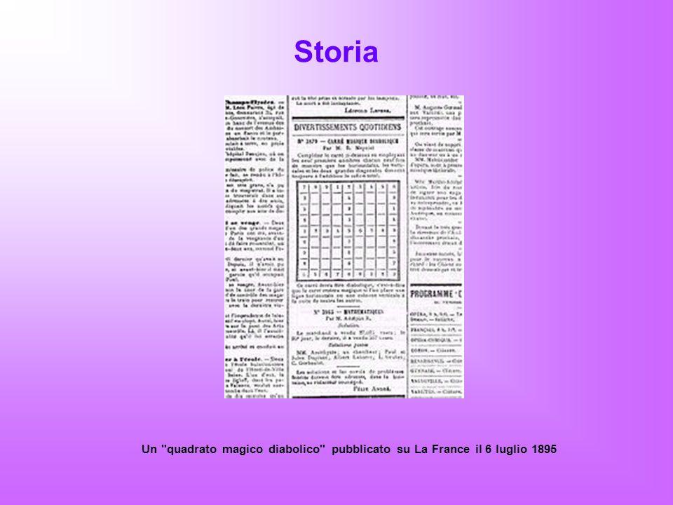 I primi giochi di logica basati sui numeri apparvero sui giornali verso la fine del XIX secolo, quando alcuni enigmisti francesi iniziarono a sperimentarli rimuovendo opportunamente dei numeri dai quadrati magici.