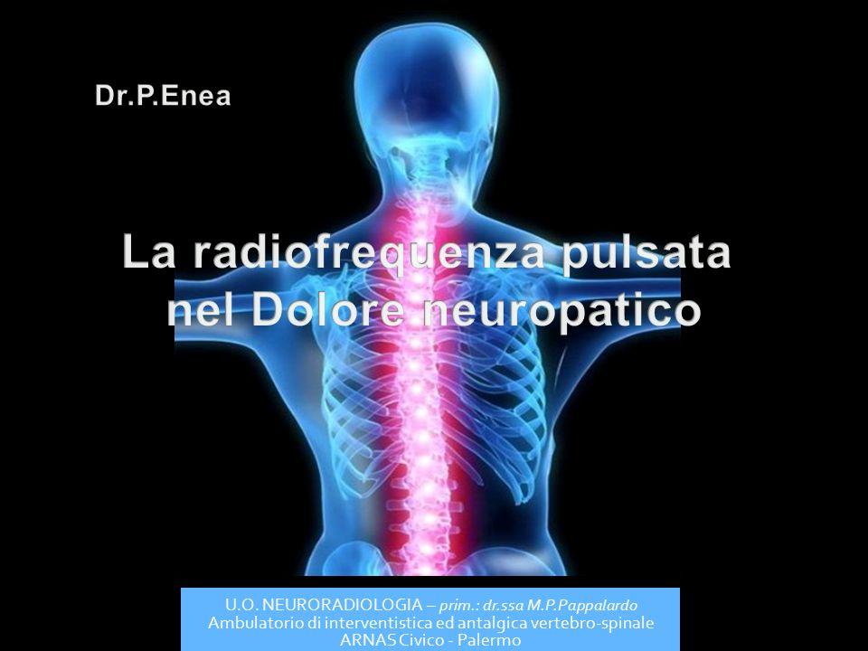 dolore da HZ Neurone centrale Radice dorsale Ganglio Assone del neurone periferico Cute