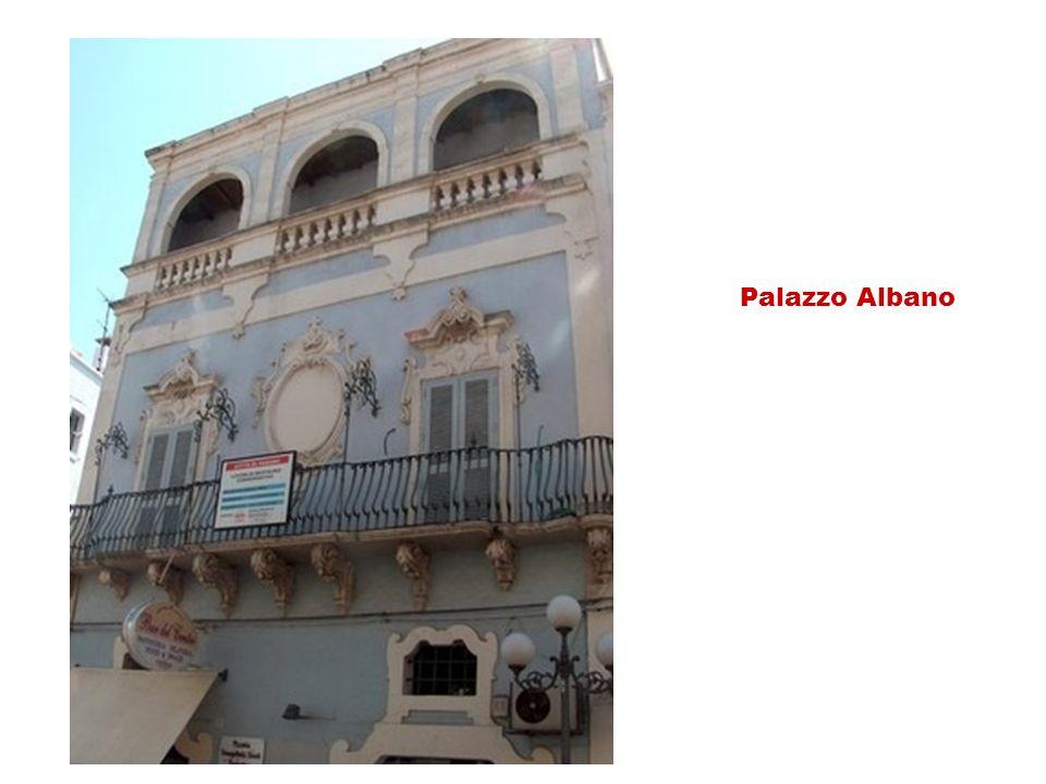 Palazzo Albano