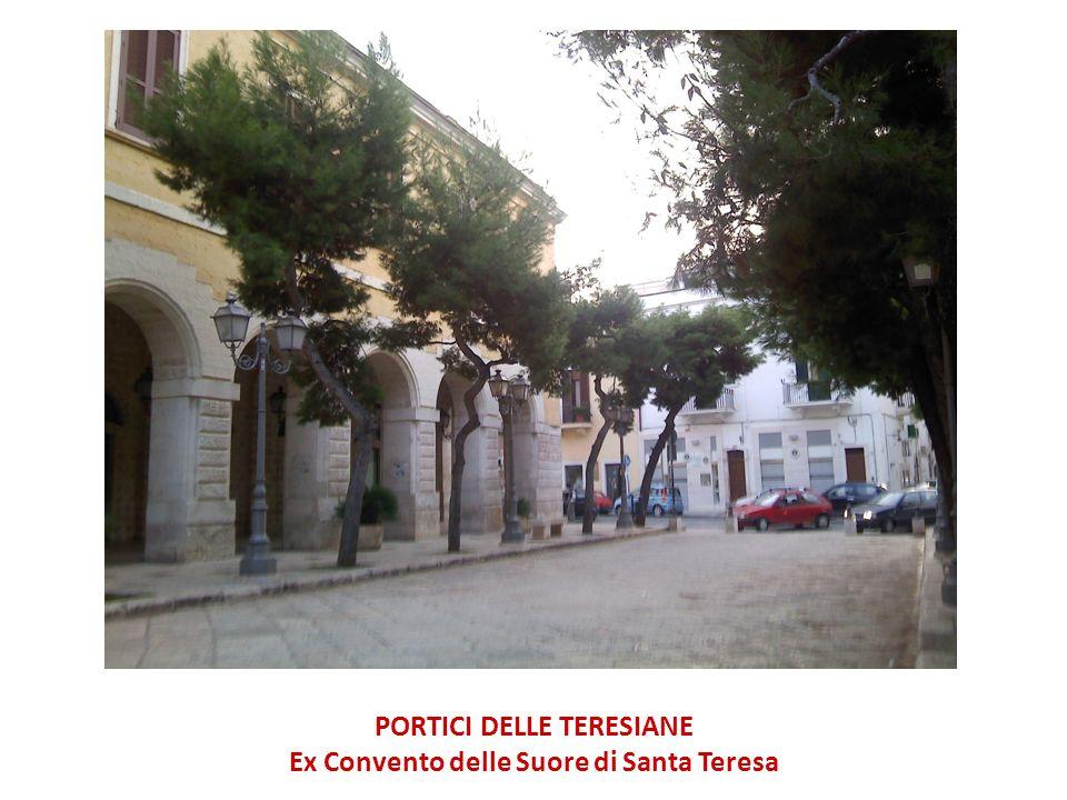 Elementi Architettonici dei Portici