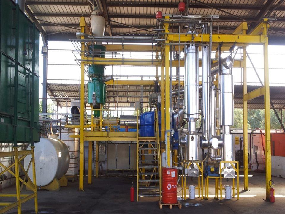 Una innovativa tecnologia sviluppata in Italia da Green Energy Technology ed installata presso il centro di recupero Ra.Di.