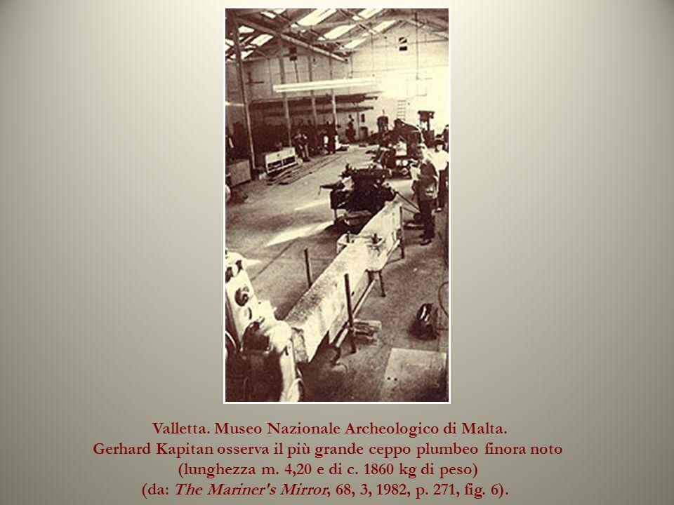 Foto di Alessandro Purpura e Gianfranco Purpura Museo Archeologico Regionale di Palermo.