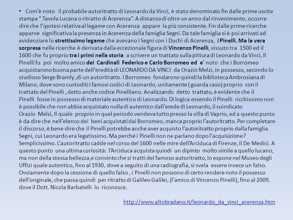 2ª scuola di pensiero La perizia per accertarne lattribuibilità a Leonardo può essere eseguita anche da un singolo esperto, ma sarebbe ritenuta poco attendibile.