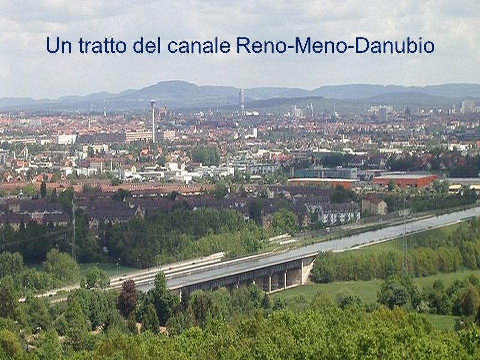 Dal 1992, anno di costruzione del canale Reno-Meno-Danubio, si può navigare da Rotterdam, sul Mare del Nord, a Sulina, sul Mar Nero, passando per il c