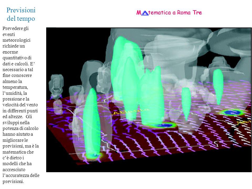 M tematica a Roma Tre Prova di Valutazione delle conoscenze iniziali La Prova di Orientamento è fissata per il 18 settembre 2013 ore 9.30, Largo San Leonardo Murialdo,1.