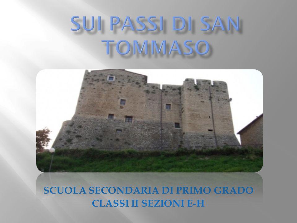 SCUOLA SECONDARIA DI PRIMO GRADO CLASSI II SEZIONI E-H