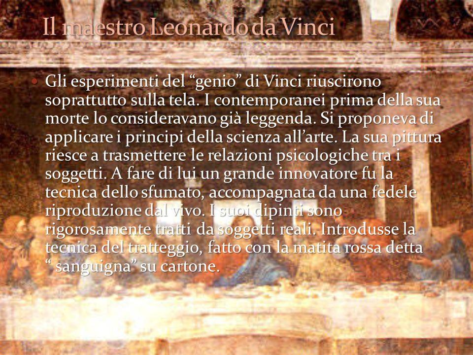 Per tutta la sua vita Leonardo si è dedicato alla progettazione di macchine da lavoro: si è occupato soprattutto di produzione di oggetti in metallo,