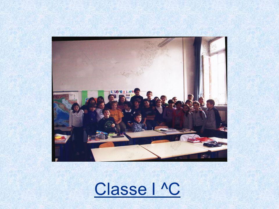 Classe 1 E