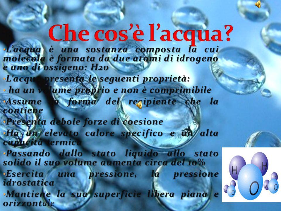 Una sostanza per la Terra Una sostanza per la vita!!