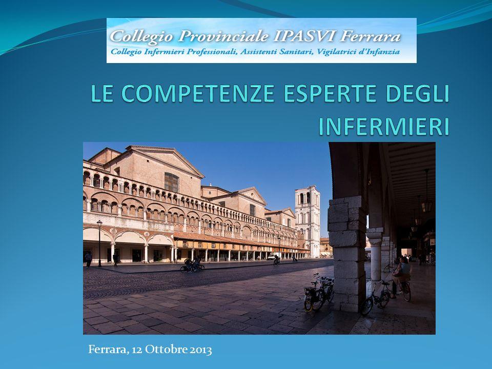 Ferrara, 12 Ottobre 2013