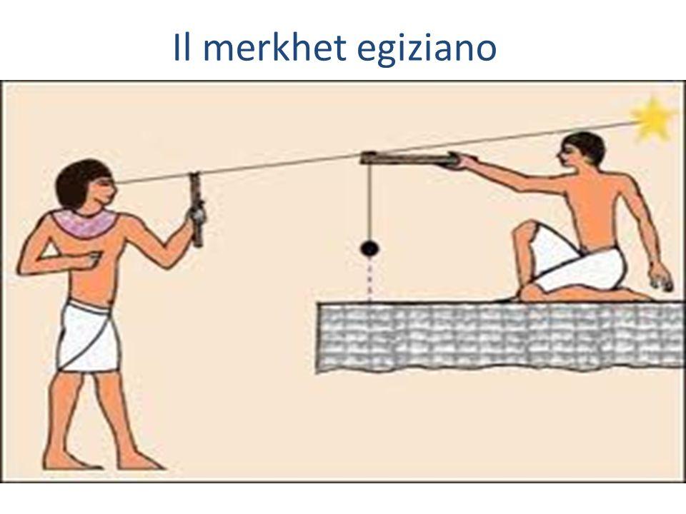 Il merkhet egiziano
