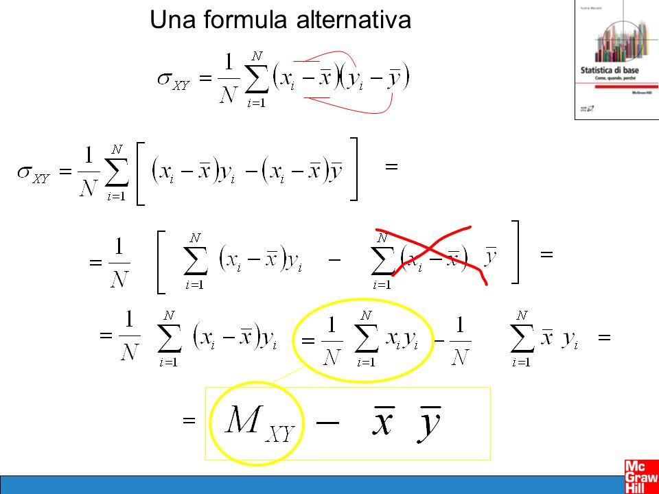 Una formula alternativa
