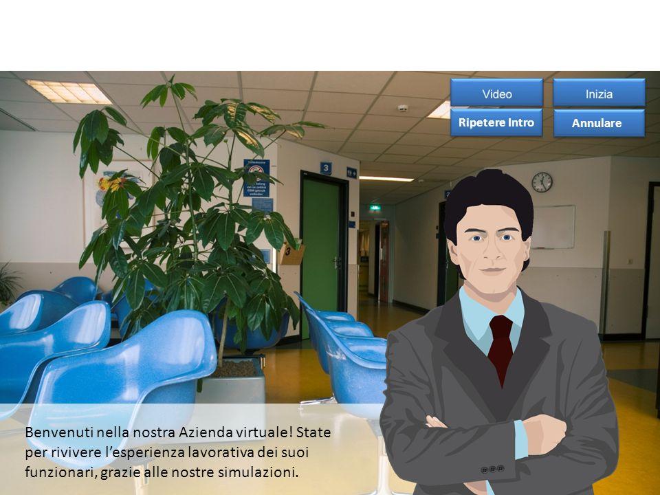 Benvenuti nella nostra Azienda virtuale.
