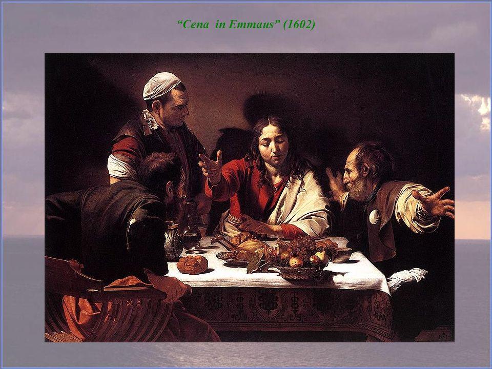 Cena in Emmaus (1602)
