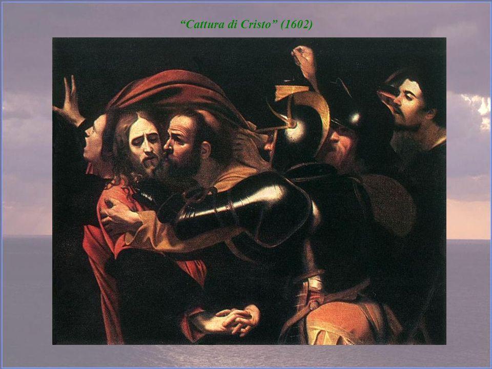 Cattura di Cristo (1602)