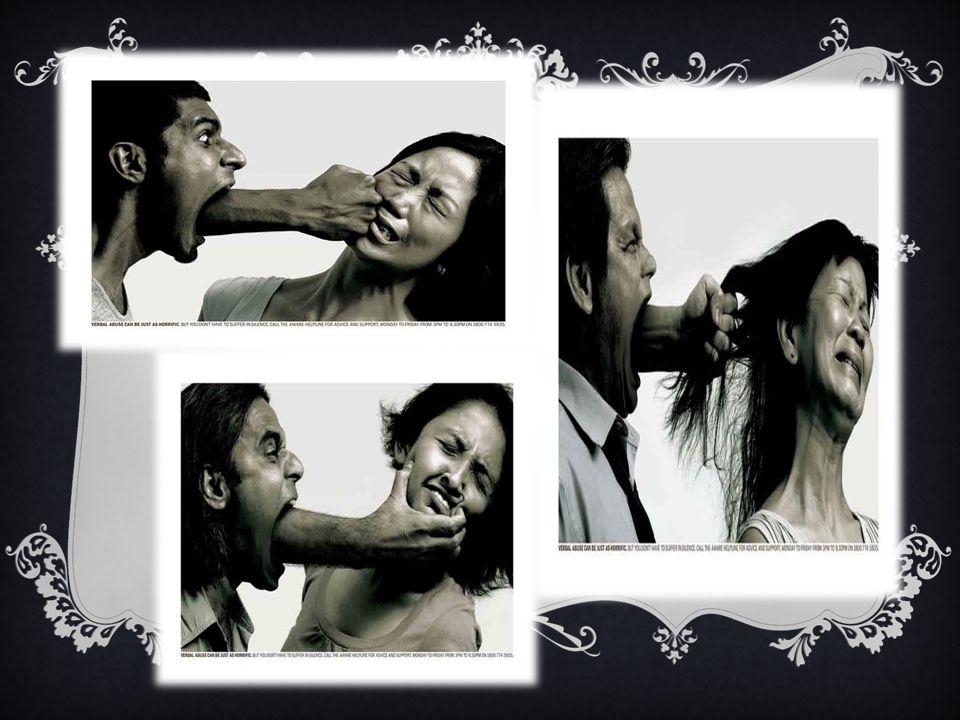 Quanto agli effetti più allargati della violenza di coppia, spesso tale violenza viene NEGATA o BANALIZZATA, soprattutto se le aggessioni sono sottili e non esistono tracce tangibili.